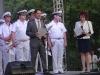 Кдп Теодор Добрев поздравява моряците