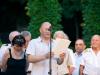 Павел Брайнов награждава лауреати